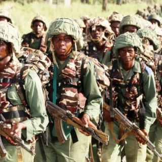SADC begins sending peacekeepers to Lesotho ahead of Nov. 1 deadline