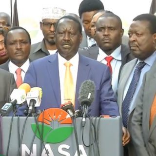 Kenya: Nasa sends formal election withdrawal letter to IEBC