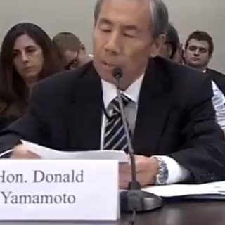 Yamamoto testifies before U.S. committee on $5.2 billion African aid budget