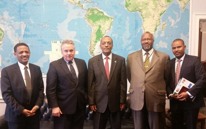NGOs urge U.S. to 'call Ethiopia's bluff' on human rights resolution