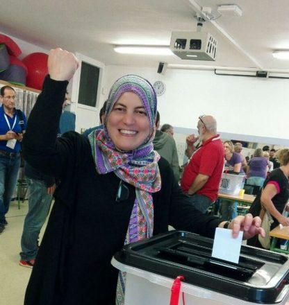 Moroccan immigrants vote on volatile Catalonia's independence