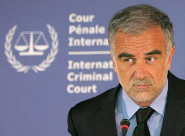 Report: Former ICC chief linked to Libyan oil king, Gaddafi and Haftar ally