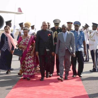 India's Kovind begins state visits to Djibouti, Ethiopia