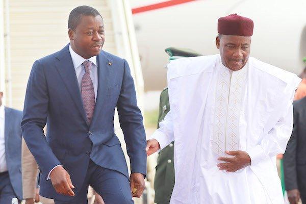 ECOWAS urges Gnassingbe to resolve Togo crisis