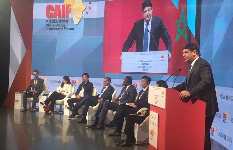 Morocco hosts 400 leaders at China Africa Investment Forum