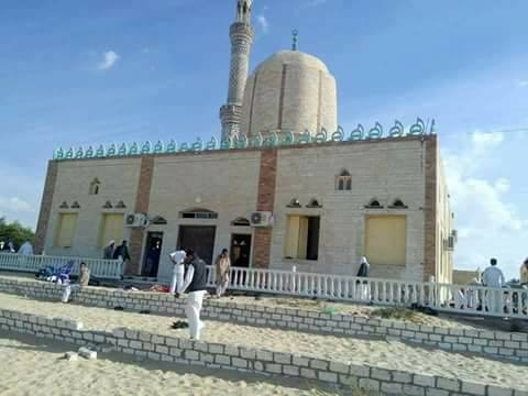 Egypt: Death toll rises to 305, many injured in Sinai mosque attack