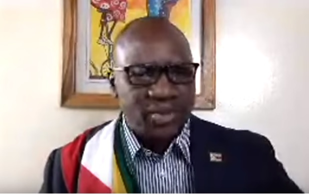 #thisflag's Mawarire, SADC, AU respond to Zimbabwe political crisis