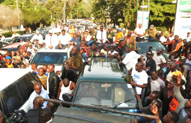 Kenyatta victory upheld amid new violence, but NASA refuses decision