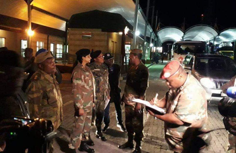 SADC peacekeeper chief says Lesotho is making progress