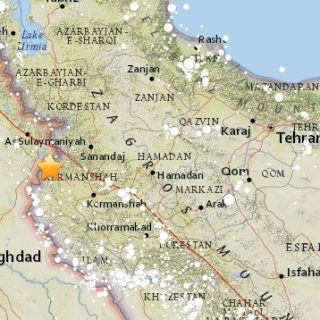 Sudan, Egypt send condolences as Iraq-Iran quake toll passes 500