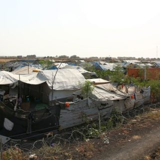 Regional stability means some South Sudanese are going home