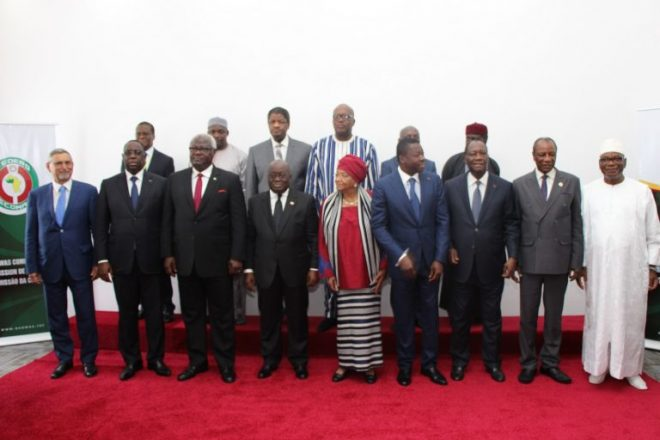 ECOWAS summit begins in Abuja without Morocco's King Mohammed VI