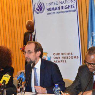 UN human rights chief Zeid cites 'arduous' year as he plans to step down