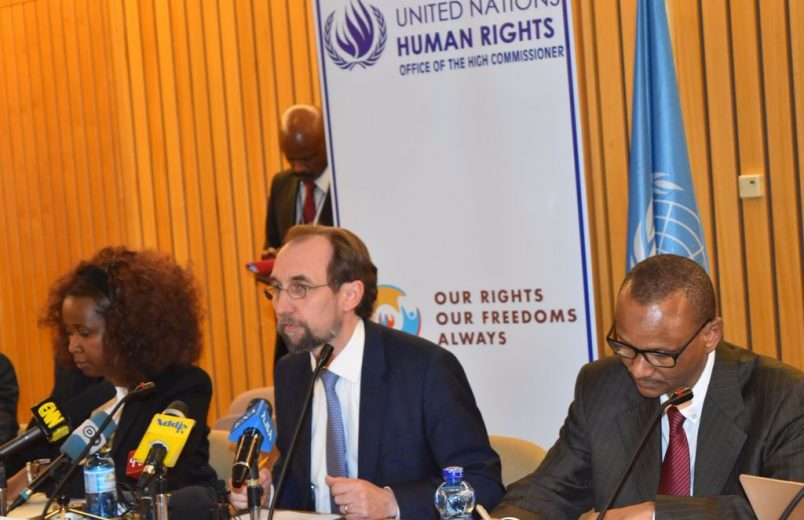 UN human rights chief warns of spiraling CAR violence