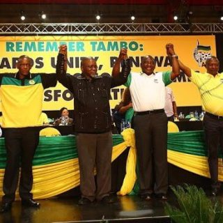 South Africa: Mixed reviews follow Ramaphosa's ANC win