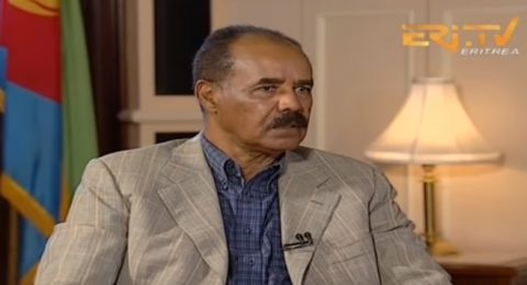 Afwerki speaks on Horn affairs, denies Egypt's troops are in Eritrea