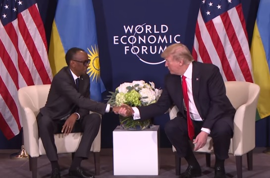 Trump letter praises AU, African people but offers no apology