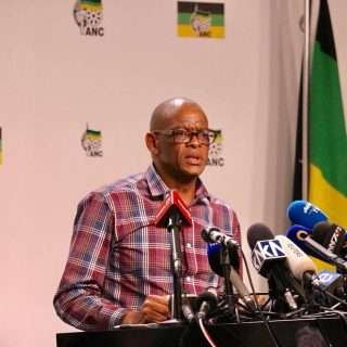 ANC weighs Zuma's future, lawmakers draft impeachment rules