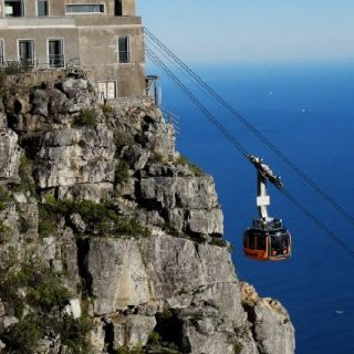 SA: Table Mountain rescue saves one climber, strands tourists