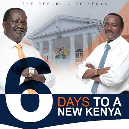 Kenya: Odinga steadfast on swearing-in ceremony, wants ICC investigation