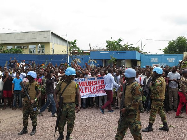 MONUSCO: Six dead in Congolese protests against Kabila government