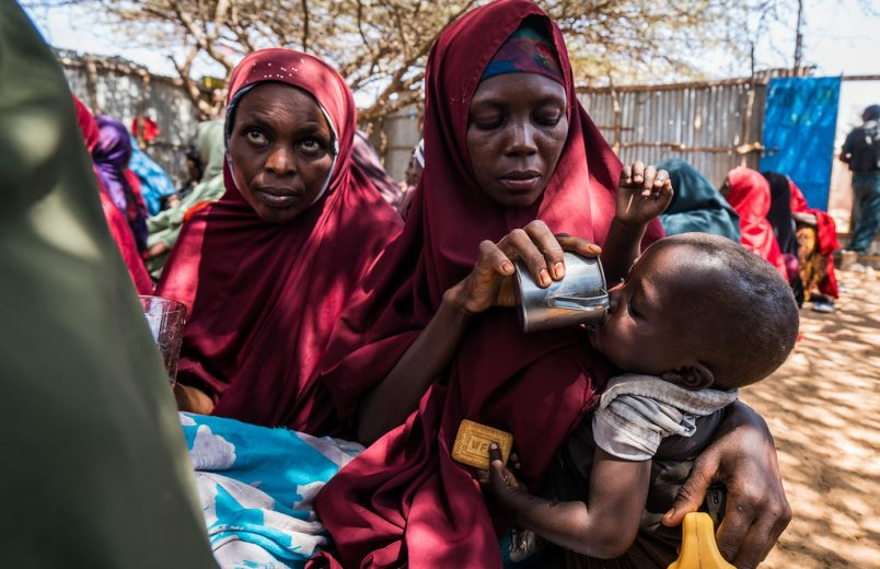 Thousands displaced after Somalia IDP camps are destroyed