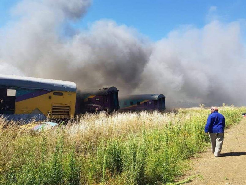 Death toll in SA train crash rises to 19 as investigation continues