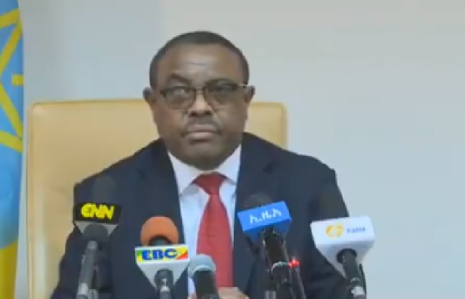 Ethiopia declares new state of emergency after PM's resignation