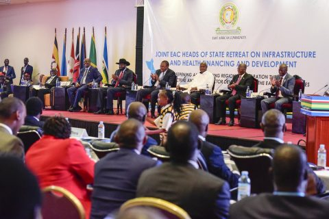 Museveni focuses on health care at EAC summit