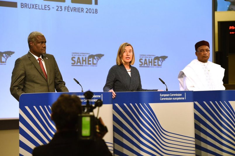 Brussels conference boosts G5 Sahel force funding to $509 million