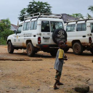 Sierra Leone: New study to look at what makes for Ebola, Lassa survivors