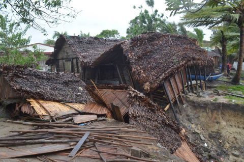 Madagascar: Drones used to see landslides, floods from fatal storm Eliakim