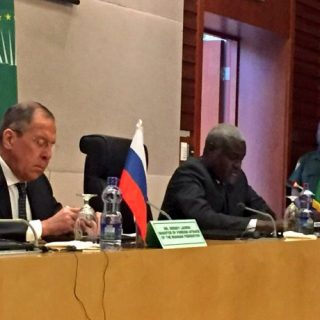 Lavrov: Russia supports AU call for UN Security Council reforms