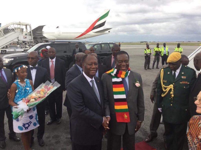 Mnangagwa to pitch Zimbabwe recovery plan at Africa CEO Forum