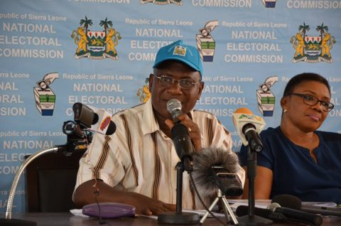 Sierra Leone to see Kamara, Maada Bio runoff election