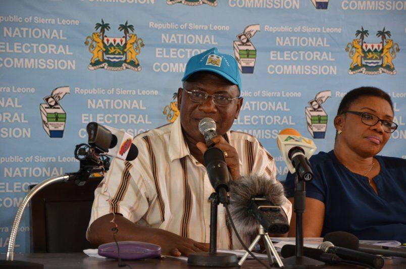 Sierra Leone to see Kamara, Maada Bio runoff election