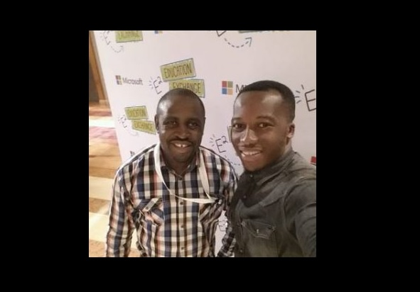 Ghana: Teacher goes viral  – and goes to Microsoft event in Singapore