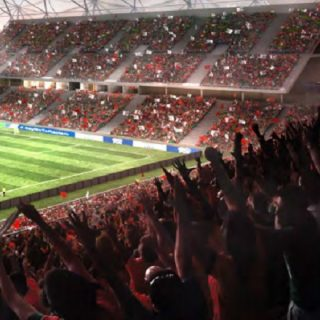 Morocco touts gun safety, security in FIFA World Cup bid