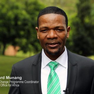 Driving Socioeconomic Transformational Change for Africa through Climate Action