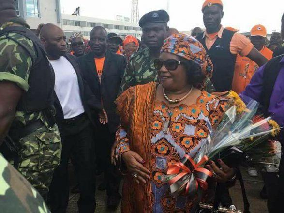 Malawi: Banda says she has proof she's not under Cashgate investigation