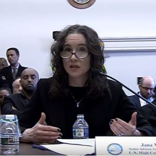 U.S. hearing focuses on Eritrean human rights in driving migration