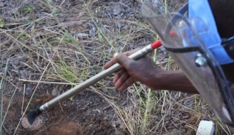Zimbabwe's landmine strategy sets full clearance goal for 2025