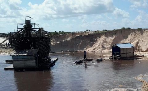 China dismisses Amnesty report on Mozambique mining damage