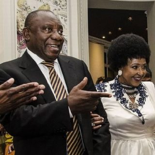 Winnie Madikizela-Mandela dies in South Africa