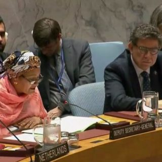 Deputy UNSG Mohammed calls for action on conflict-related sexual violence