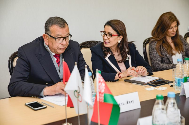 Morocco visits Belarus to discuss support for troubled World Cup bid
