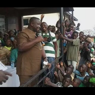 Maada Bio wins Sierra Leone election