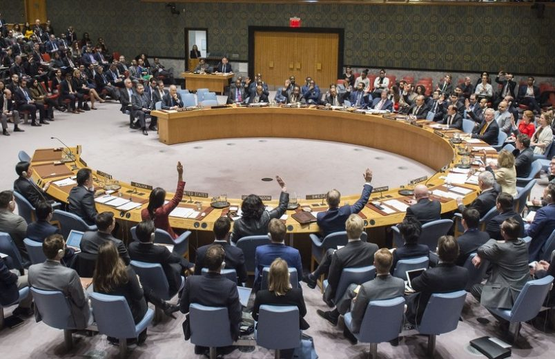 Syria impasse: Africans on UN Security Council frustrated by failure