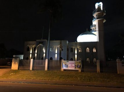 Ramaphosa's Ramadan message makes note of mosque attack