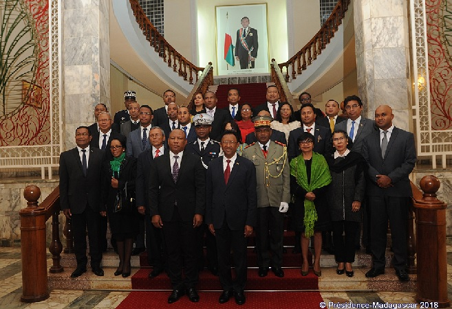 UN chief praises Madagascar government, election decisions